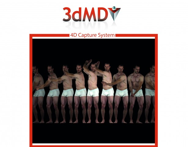 3dMD 4D Capture Sistem